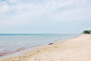 Lake Huron, 2014